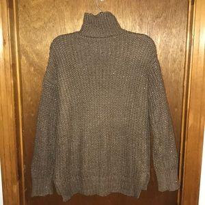 Sweaters - Turtleneck Sweater